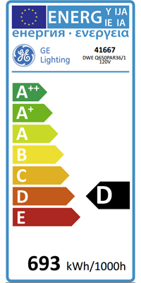 Energy Efficiency Class: D