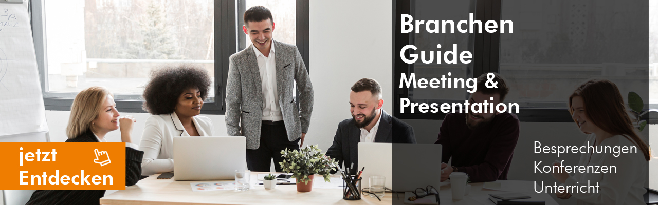 Branchenguide Meeting & Presentation