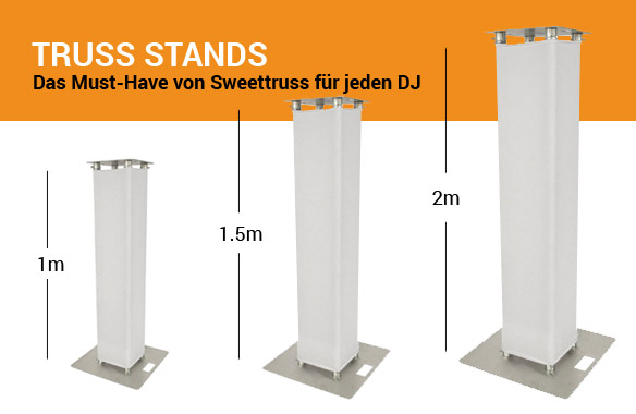 Sweettruss Truss Stands