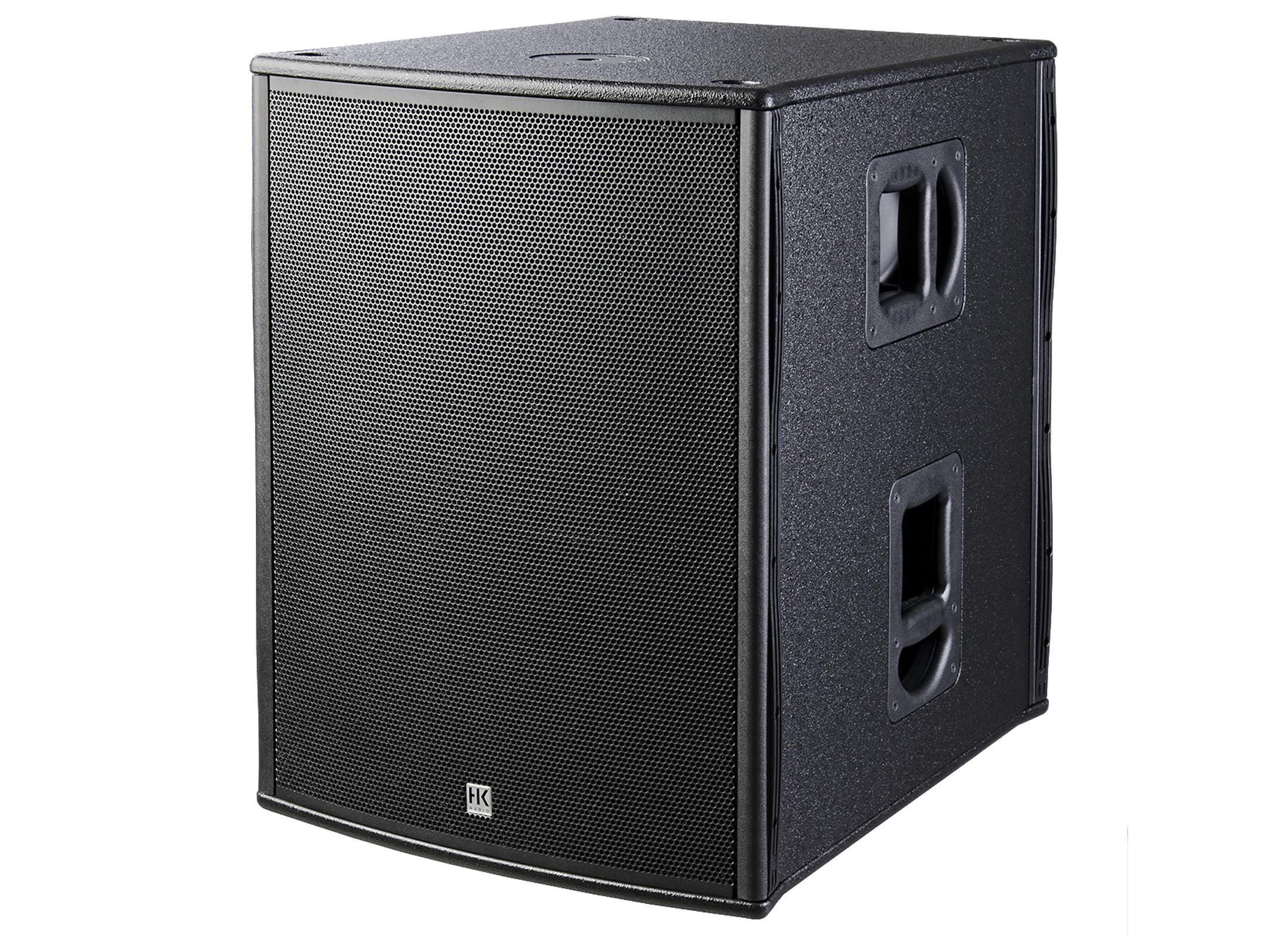 hk audio pulsar pl 118 sub a active subwoofer at huss. Black Bedroom Furniture Sets. Home Design Ideas