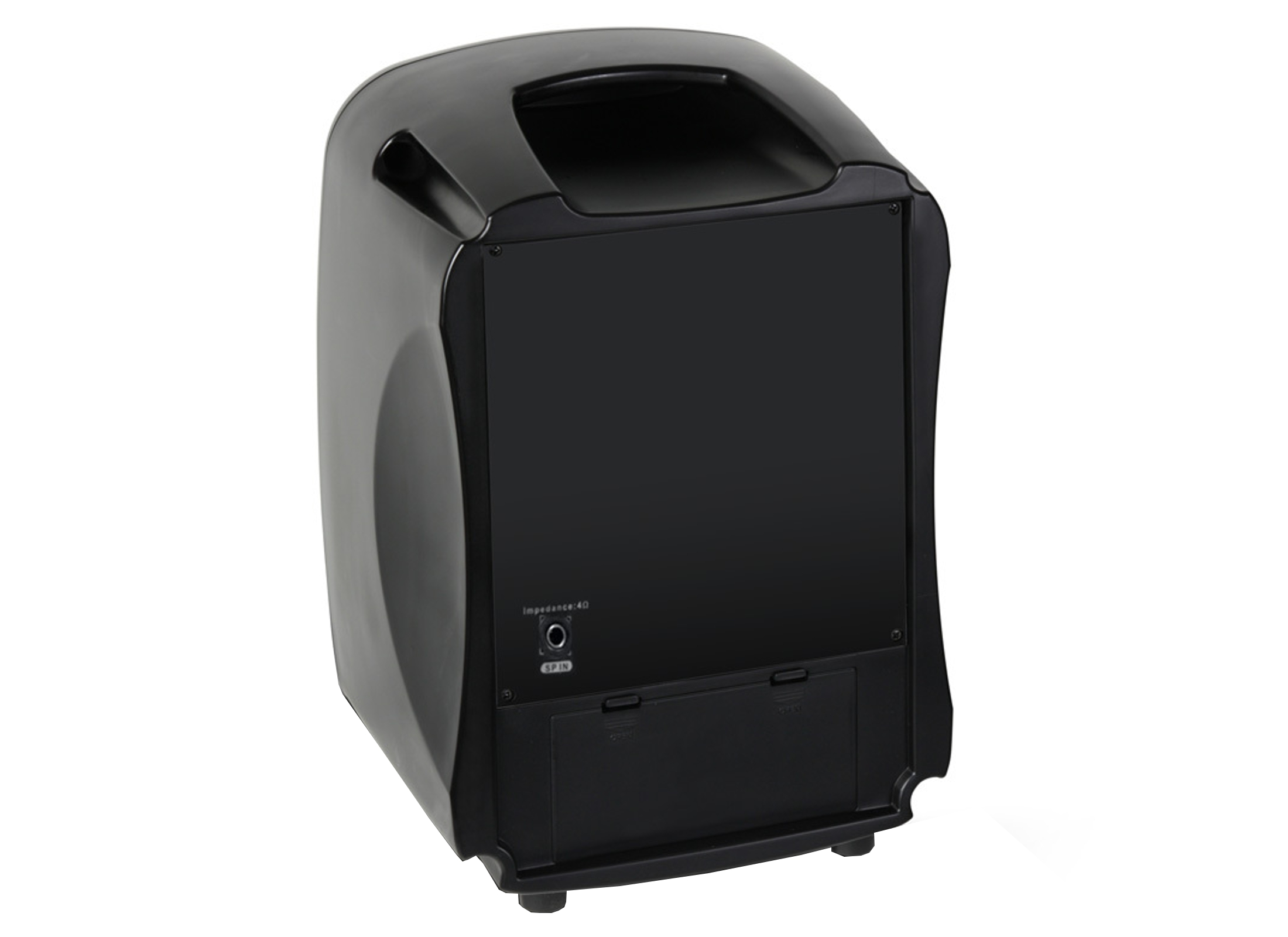 ld systems roadboy 65 slave box passive online at low. Black Bedroom Furniture Sets. Home Design Ideas