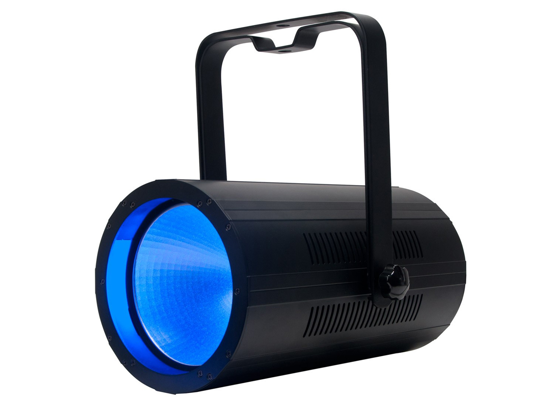 american dj cob cannon wash led mini par scheinwerfer. Black Bedroom Furniture Sets. Home Design Ideas