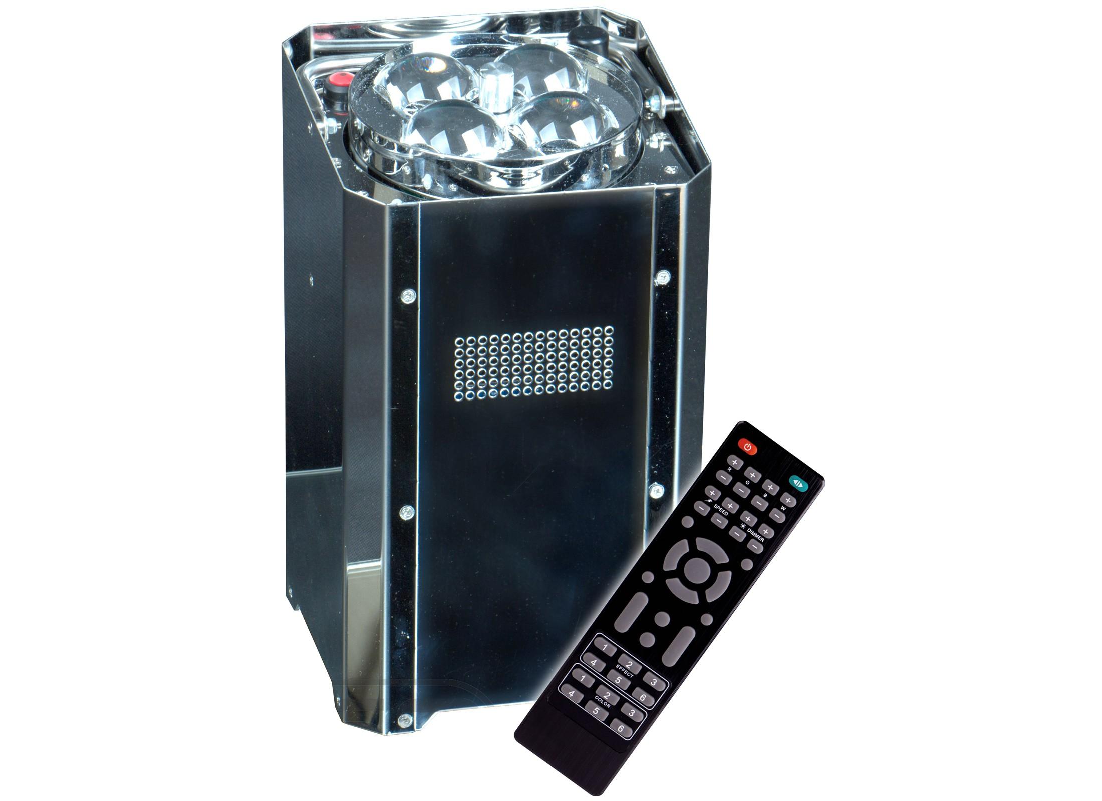 briteq bt akkuzoom 6er set led akku scheinwerfer bei huss. Black Bedroom Furniture Sets. Home Design Ideas