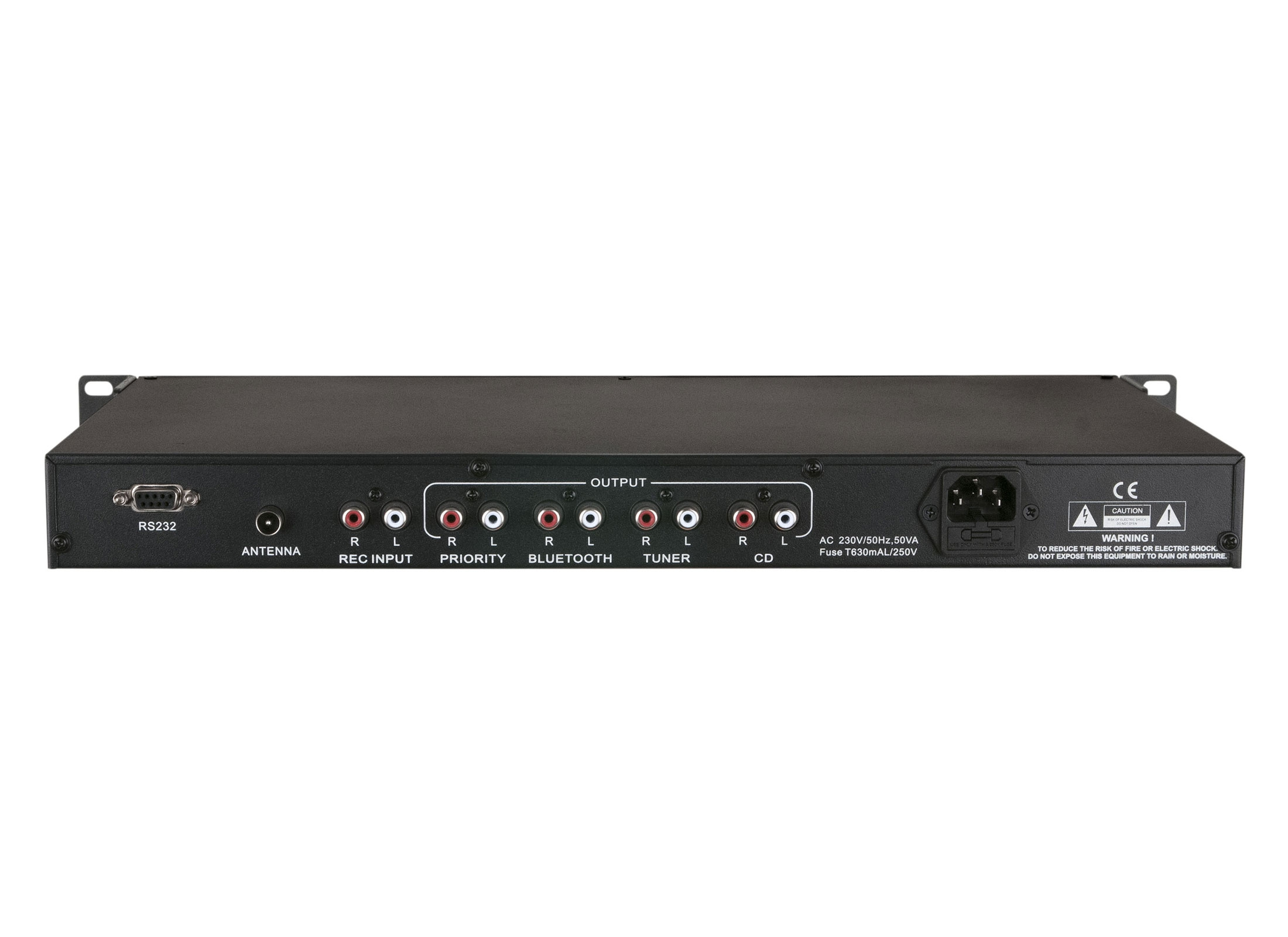 DAP Audio MPR-200BT Recorder / Player Online At Low Prices At Huss ...