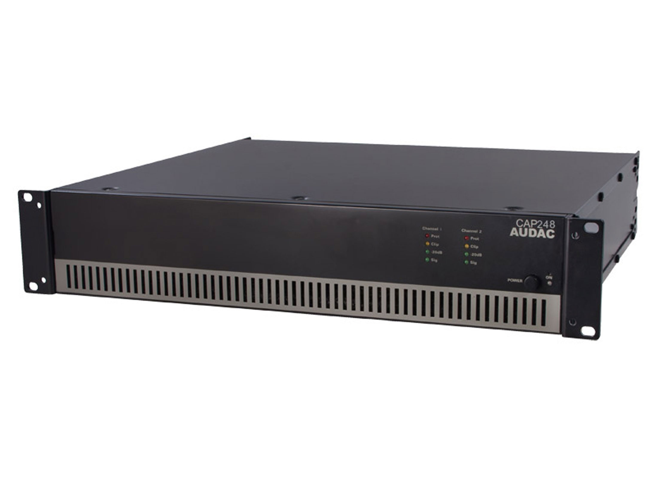 Audac CAP 248 ELA Amplifier Online At Low Prices At Huss Light & Sound