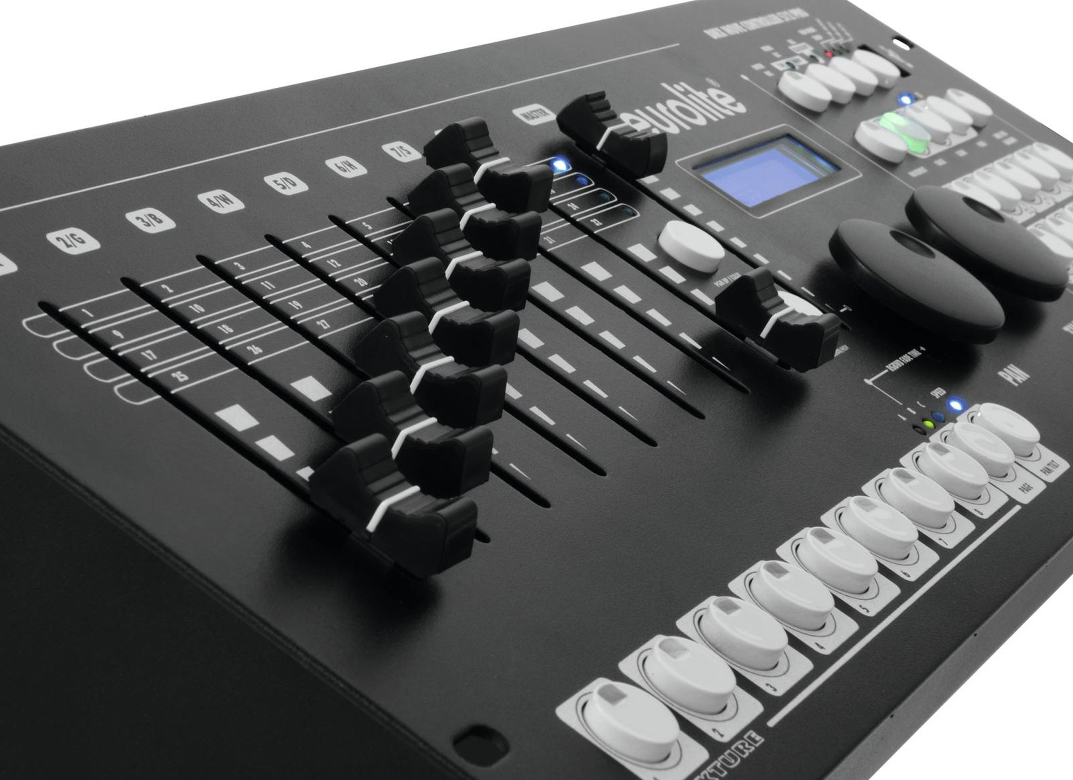 Eurolite Dmx Move Control 512 Pro Dmx Controller Online At