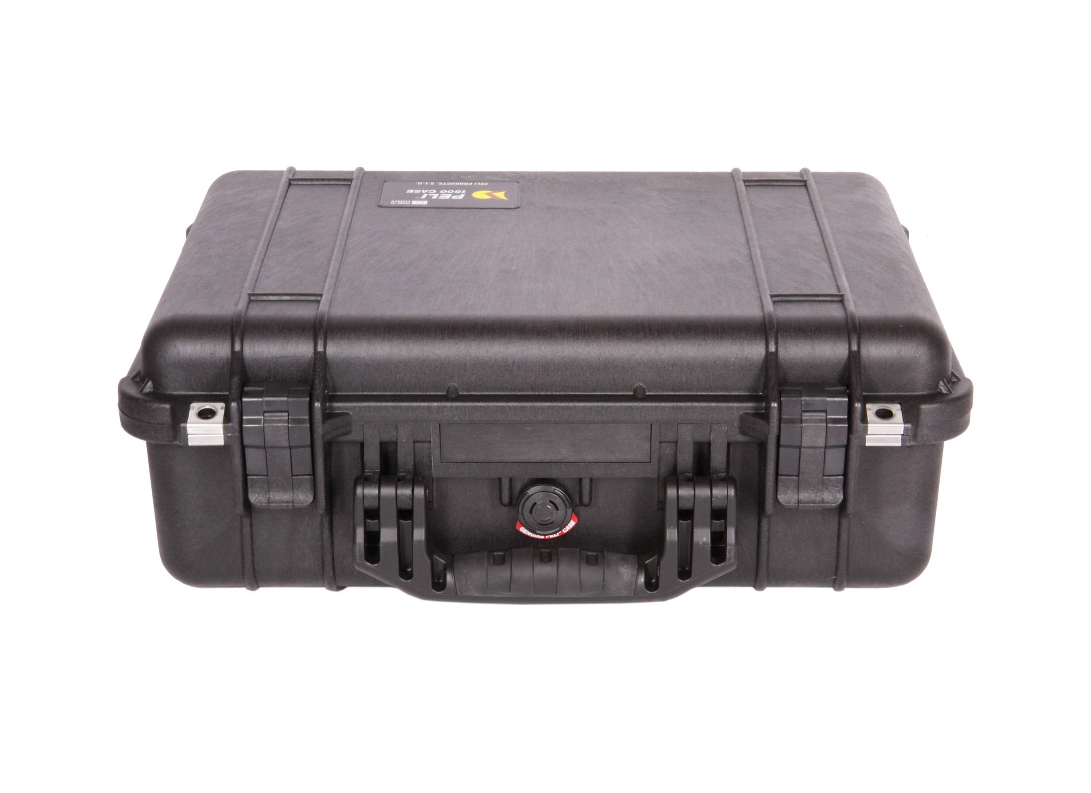 Peli 1500-000-110E Equipment Case, Plastic, waterproof, Inside ...