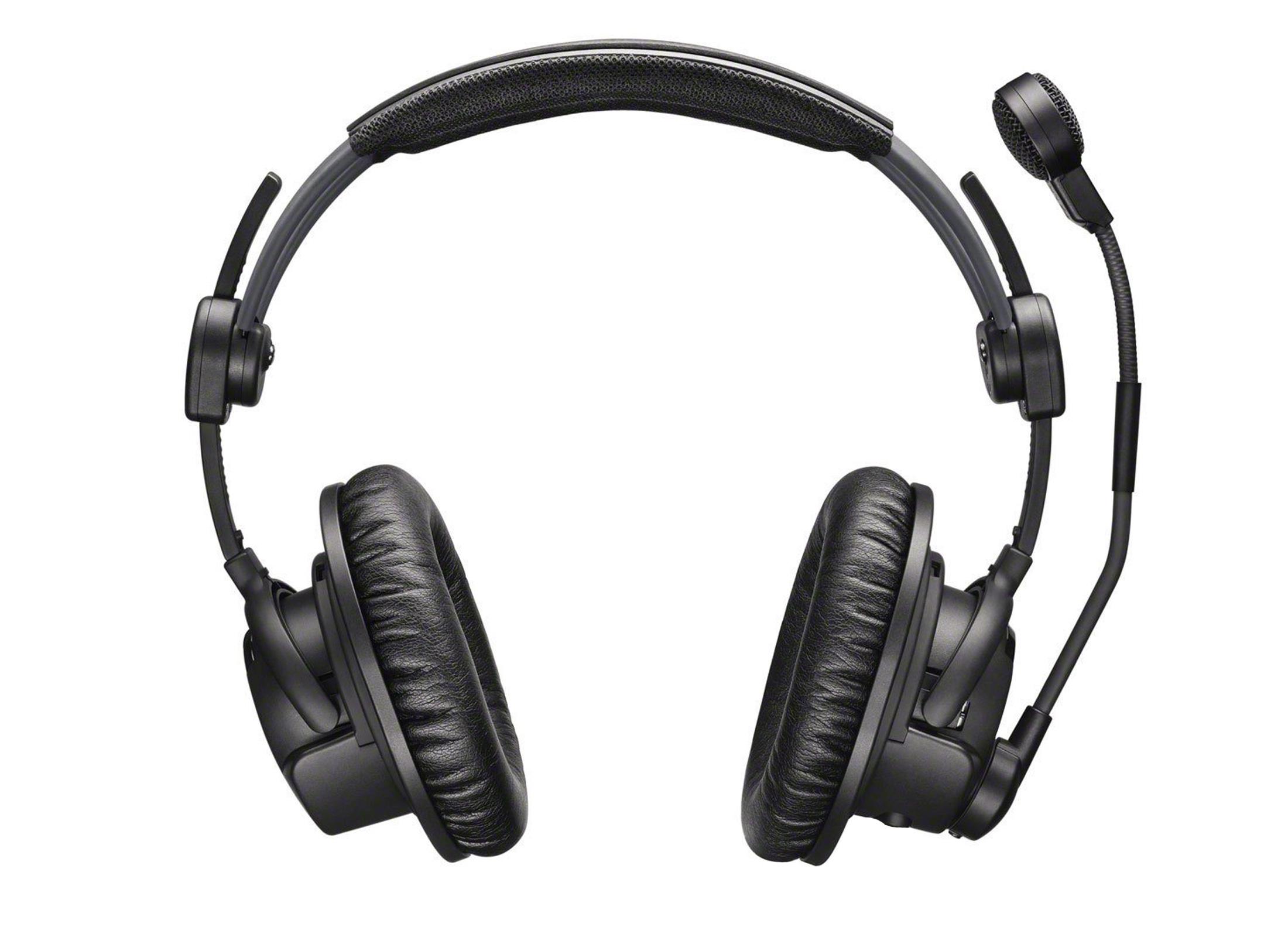 sennheiser hmd 27 broadcast headset h r sprech kombination. Black Bedroom Furniture Sets. Home Design Ideas