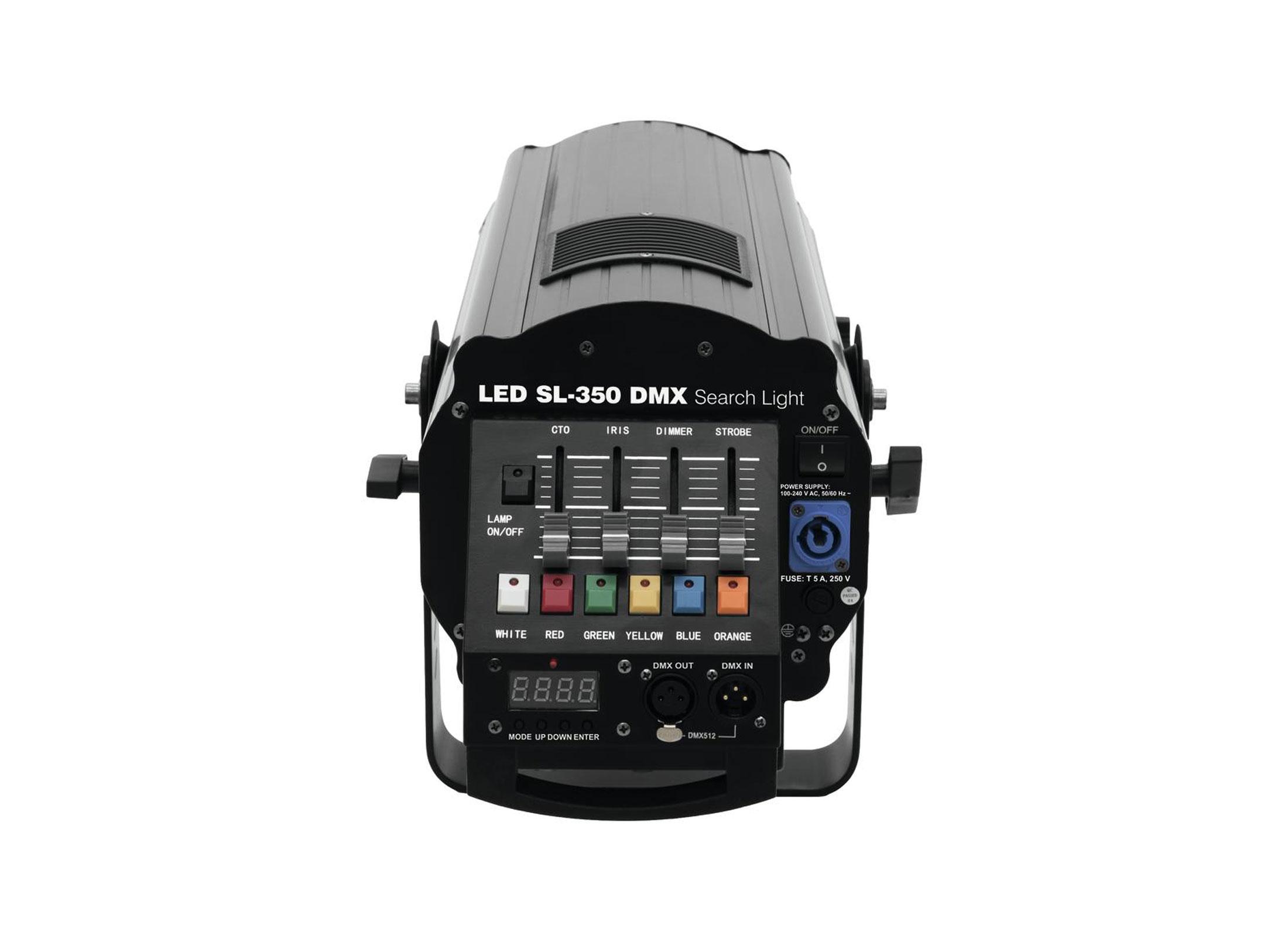 Eurolite SL-350 DMX LED Followspot Online At Low Prices At Huss ...