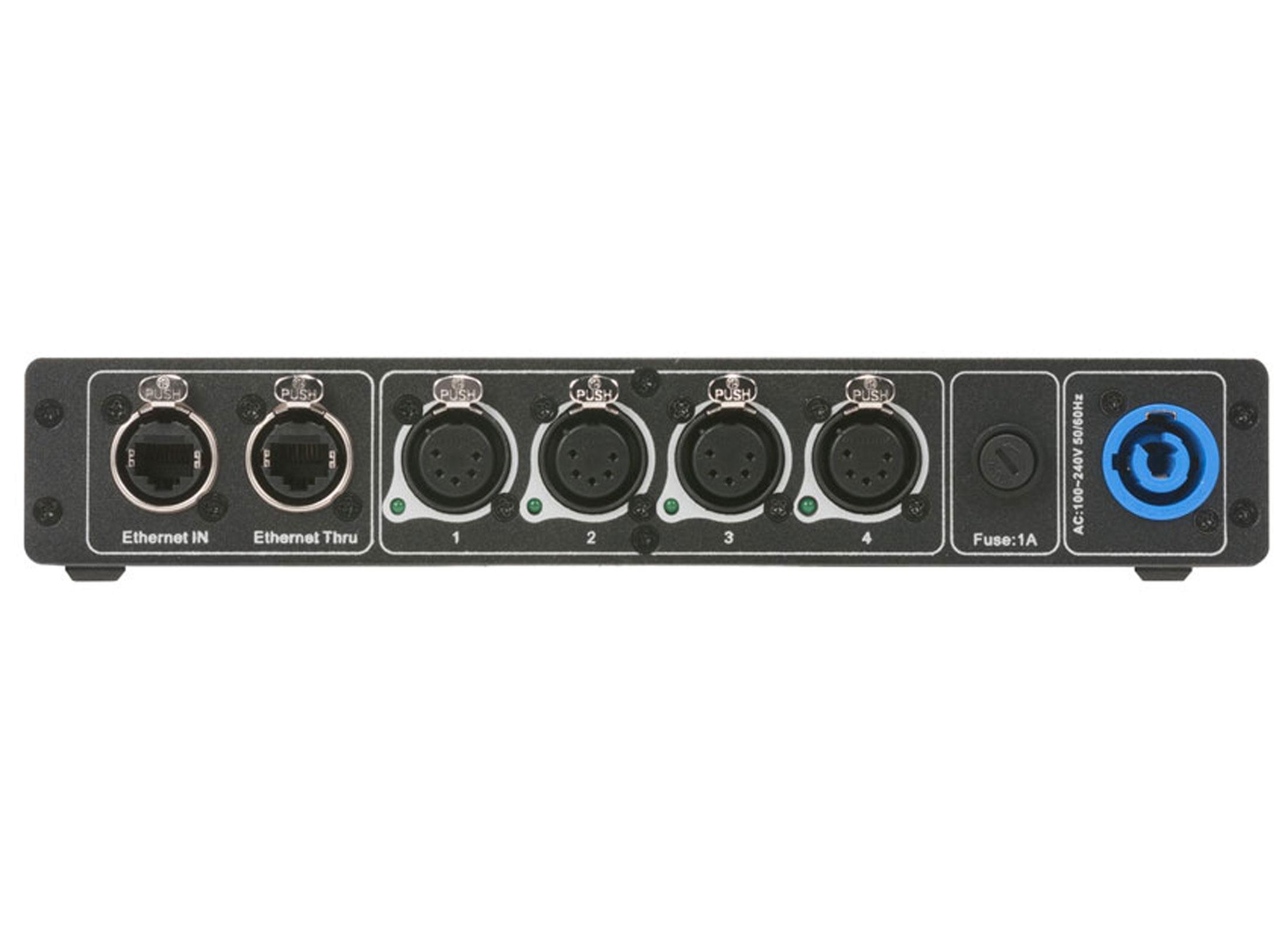Artnet LED Pixel-Controller für bis zu 5.440 Pixel-LK63