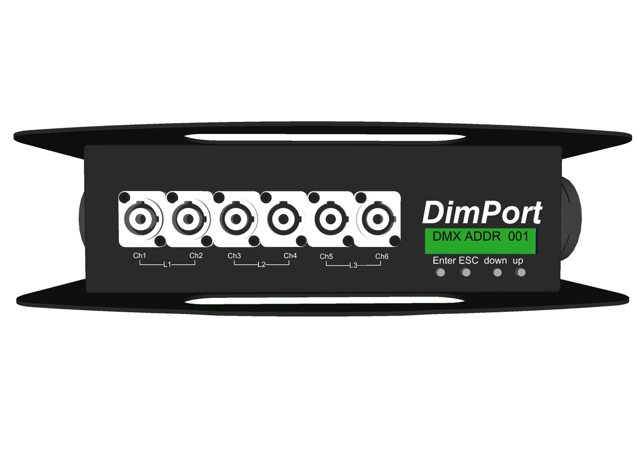 Rigport Dimport 32MK2 Dimmer Online At Low Prices At Huss Light & Sound