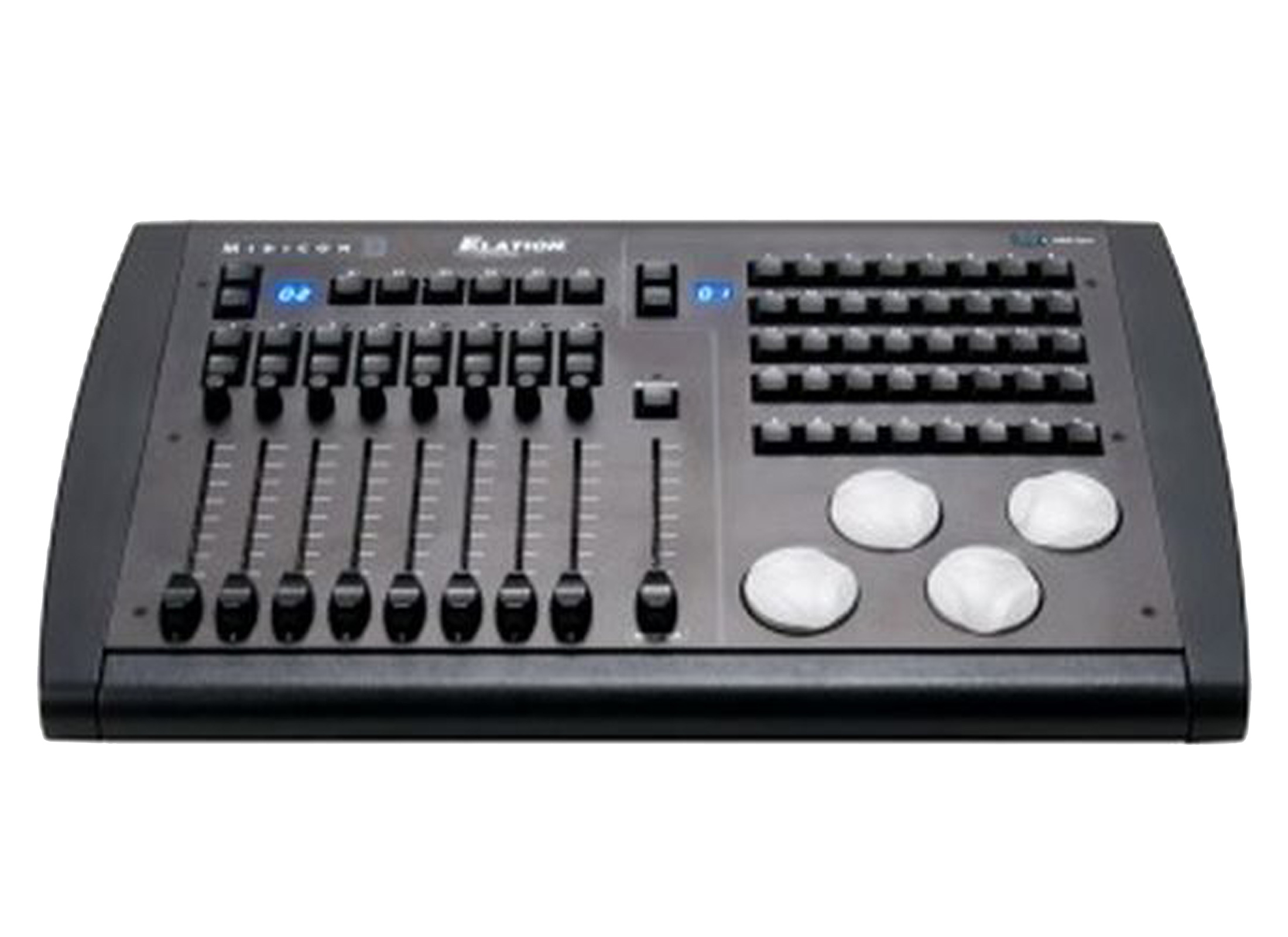 Elation Midicon 2 Lightcontroller Online At Low Prices Huss Light Usb Led Fader 1