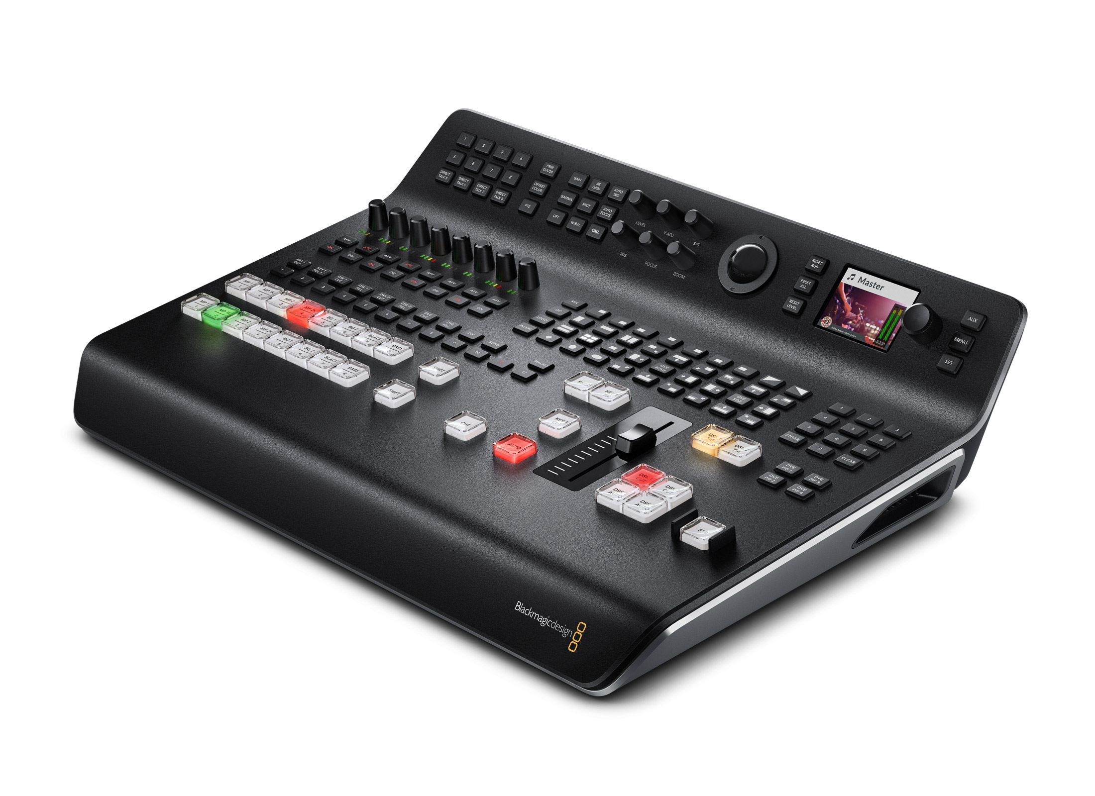 blackmagic design atem television studio pro hd mixer g nstig online kaufen bei huss licht ton. Black Bedroom Furniture Sets. Home Design Ideas