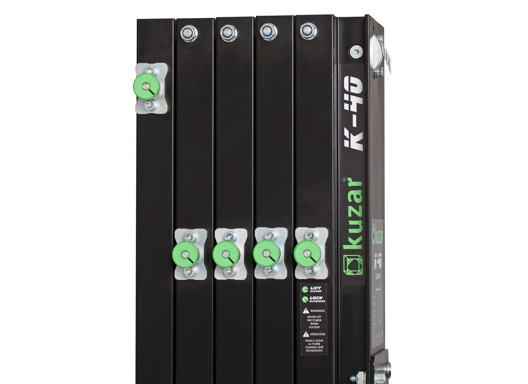 Kuzar k40 sw stativ lift schwarz günstig online kaufen bei huss