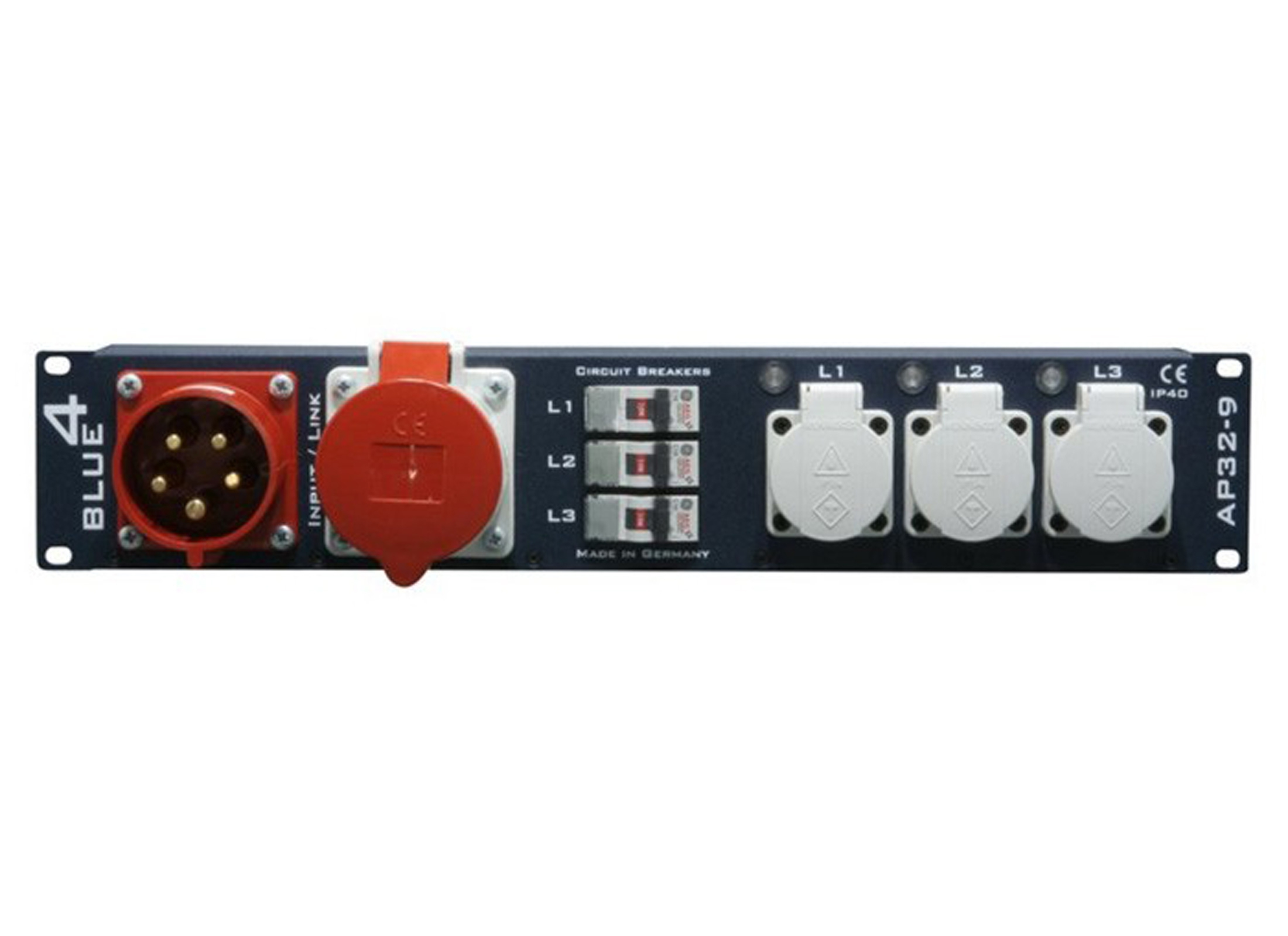 Adam Hall 87480 Power Distribution Online At Low Prices Huss Keypad Combination Lock Circuit 1