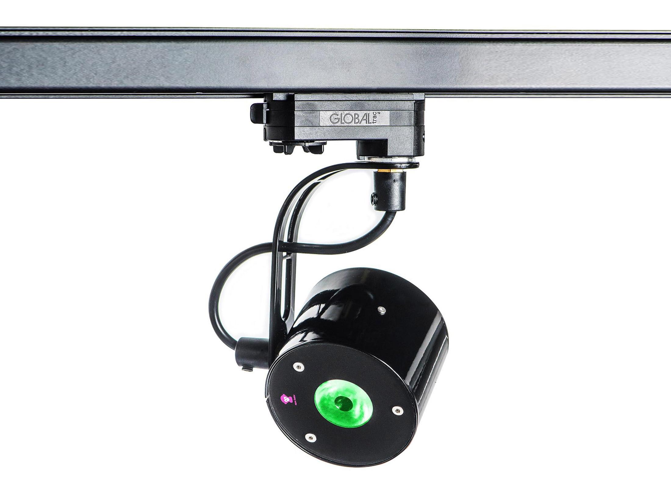 ape labs track mini led scheinwerfer schwarz g nstig. Black Bedroom Furniture Sets. Home Design Ideas
