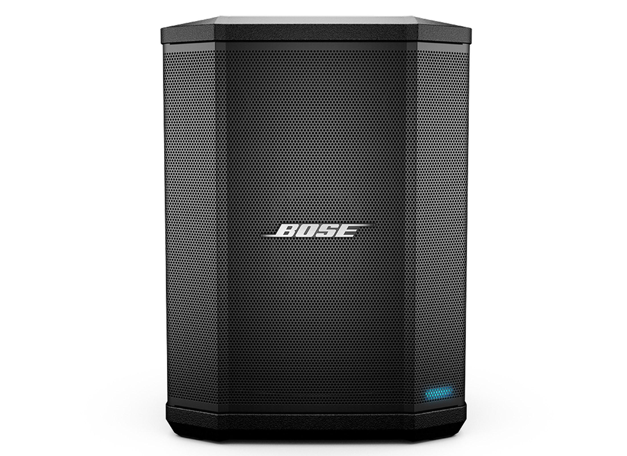 Bose S1 Pro Activebox, Black, 6u0027u0027/1u0027u0027, 100°x40°, 3 Channel Mixer, 2x Combi  Socket / USB / Bluetooth, Adaptor: 35mm