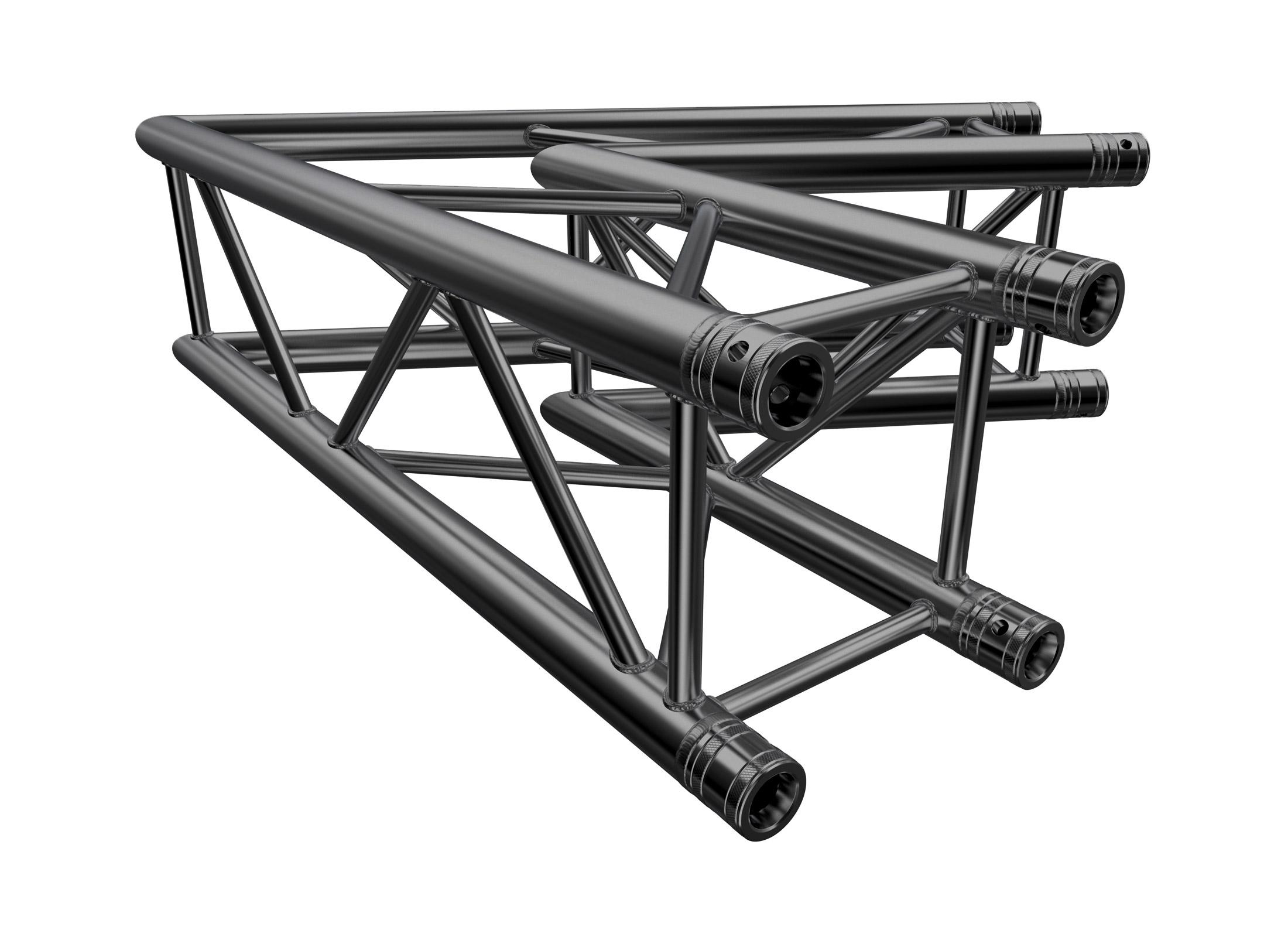 global truss f34 b c20 winkel schwarz g nstig online kaufen bei huss licht ton. Black Bedroom Furniture Sets. Home Design Ideas