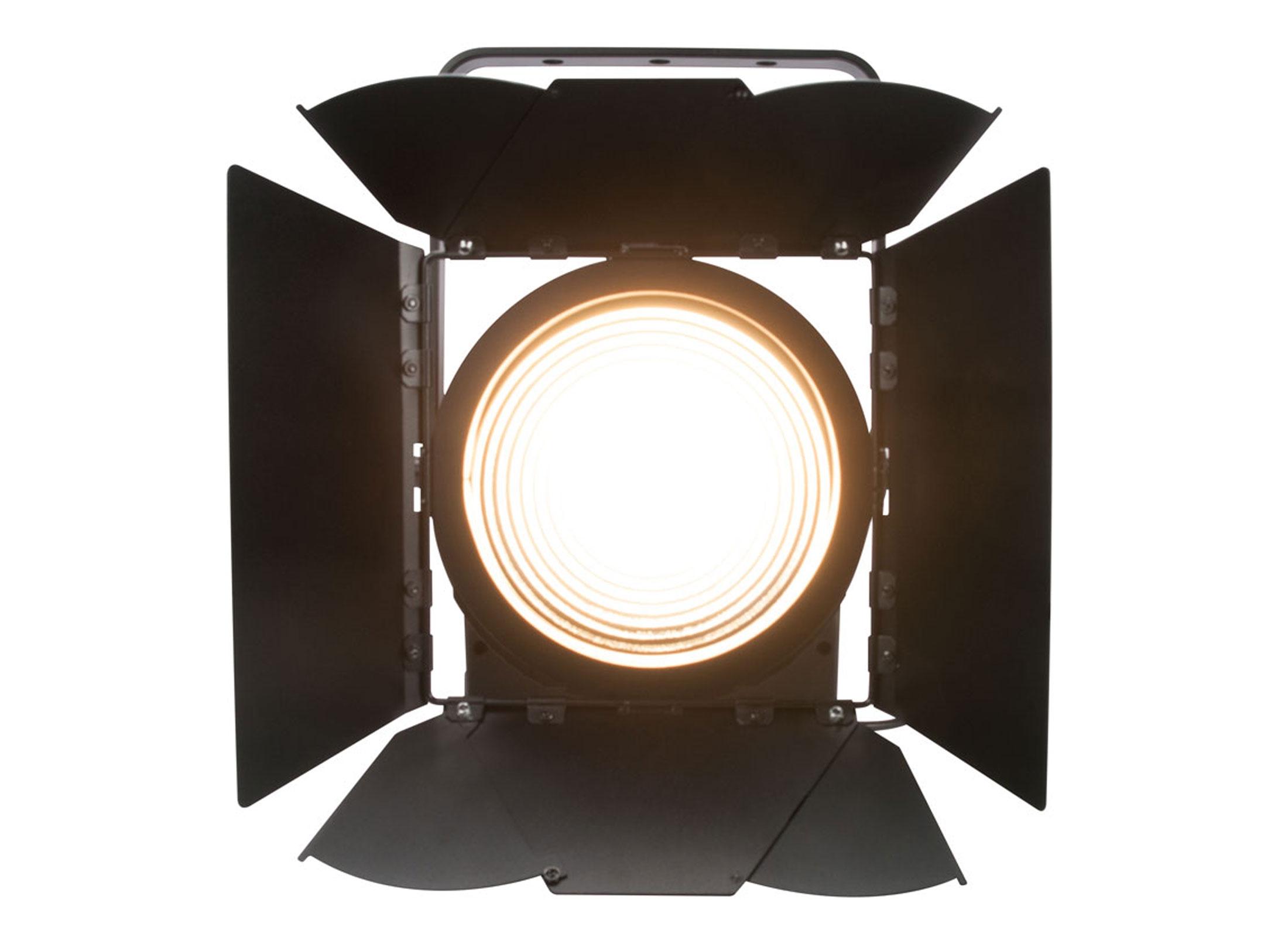Dimmer Für Led Len elation kl fresnel 8 led lens spotlight at low prices at huss
