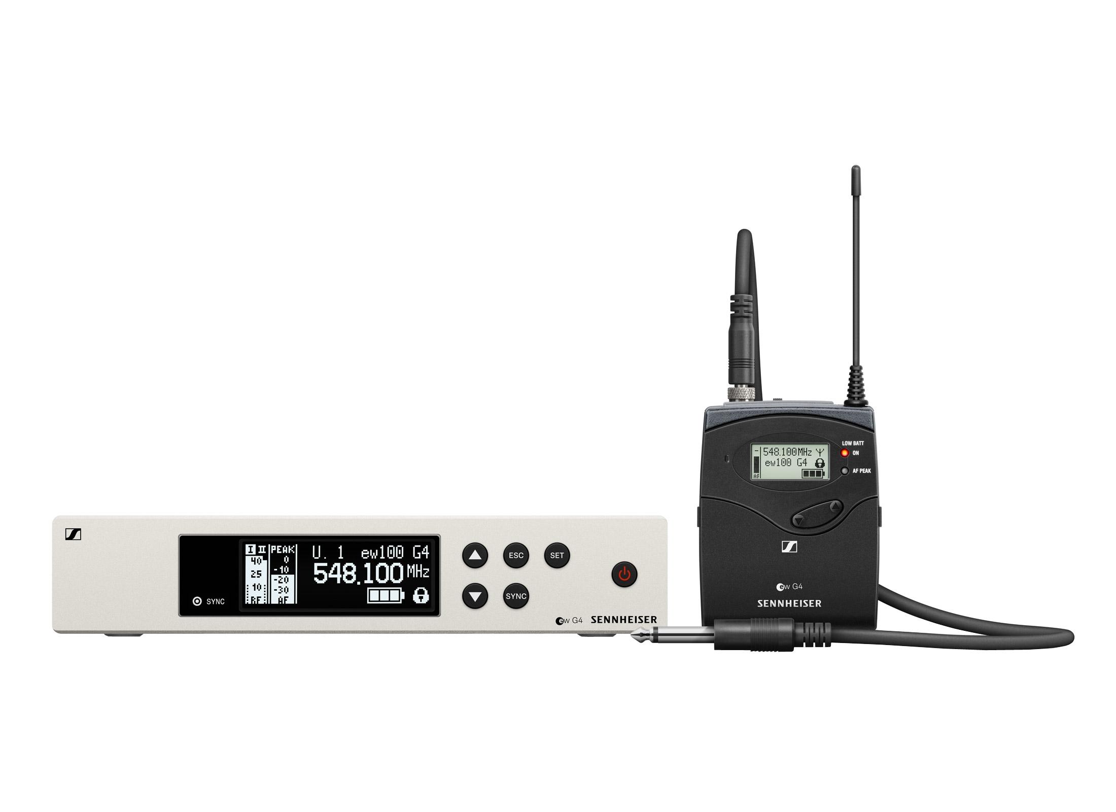 SKM 100 G4-G Sennheiser Pro Audio Handheld Transmitter
