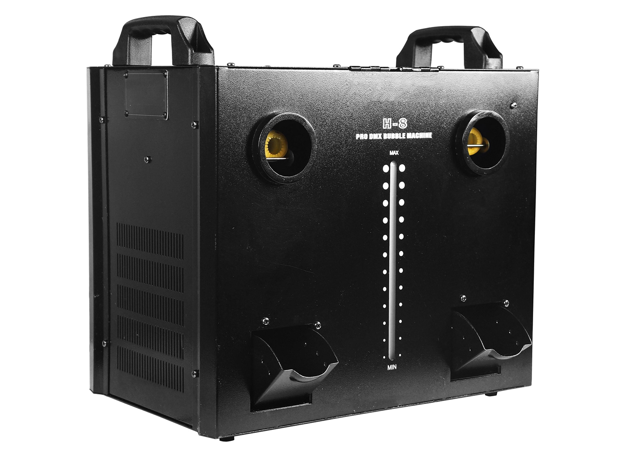 Bühnenbeleuchtung & -effekte Nett Eurolite Seifenblasenmaschine Schwarz