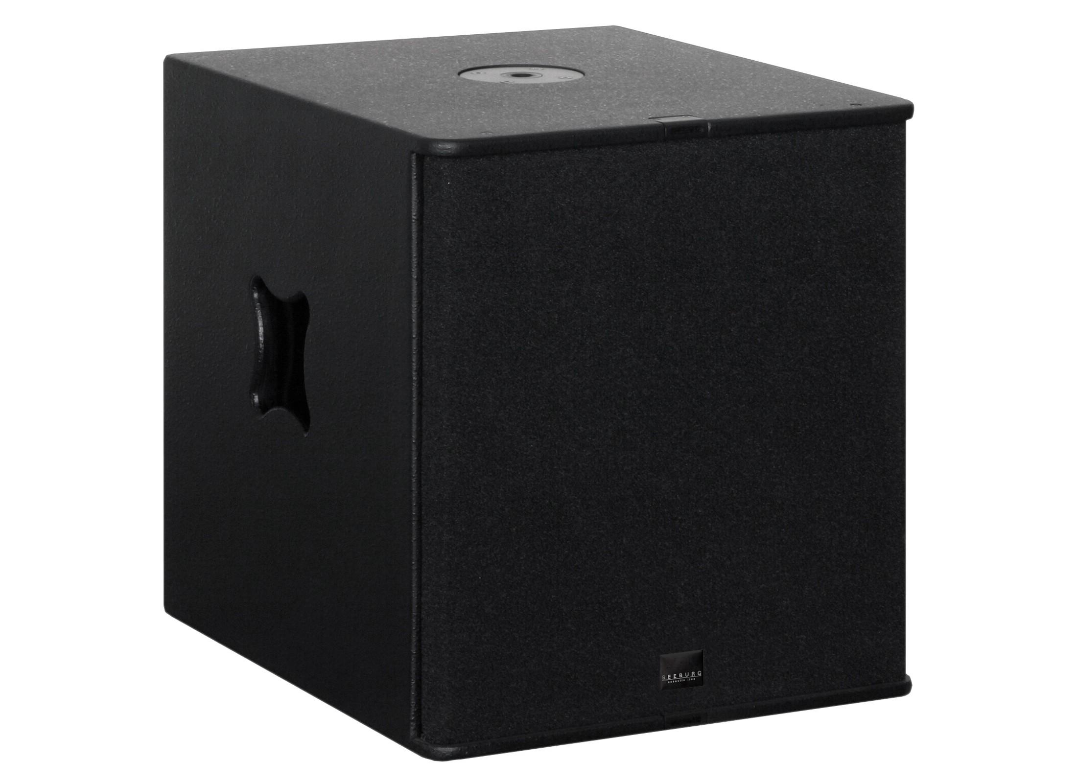 seeburg acoustic line tsm sub dp aktiv subwoofer g nstig. Black Bedroom Furniture Sets. Home Design Ideas