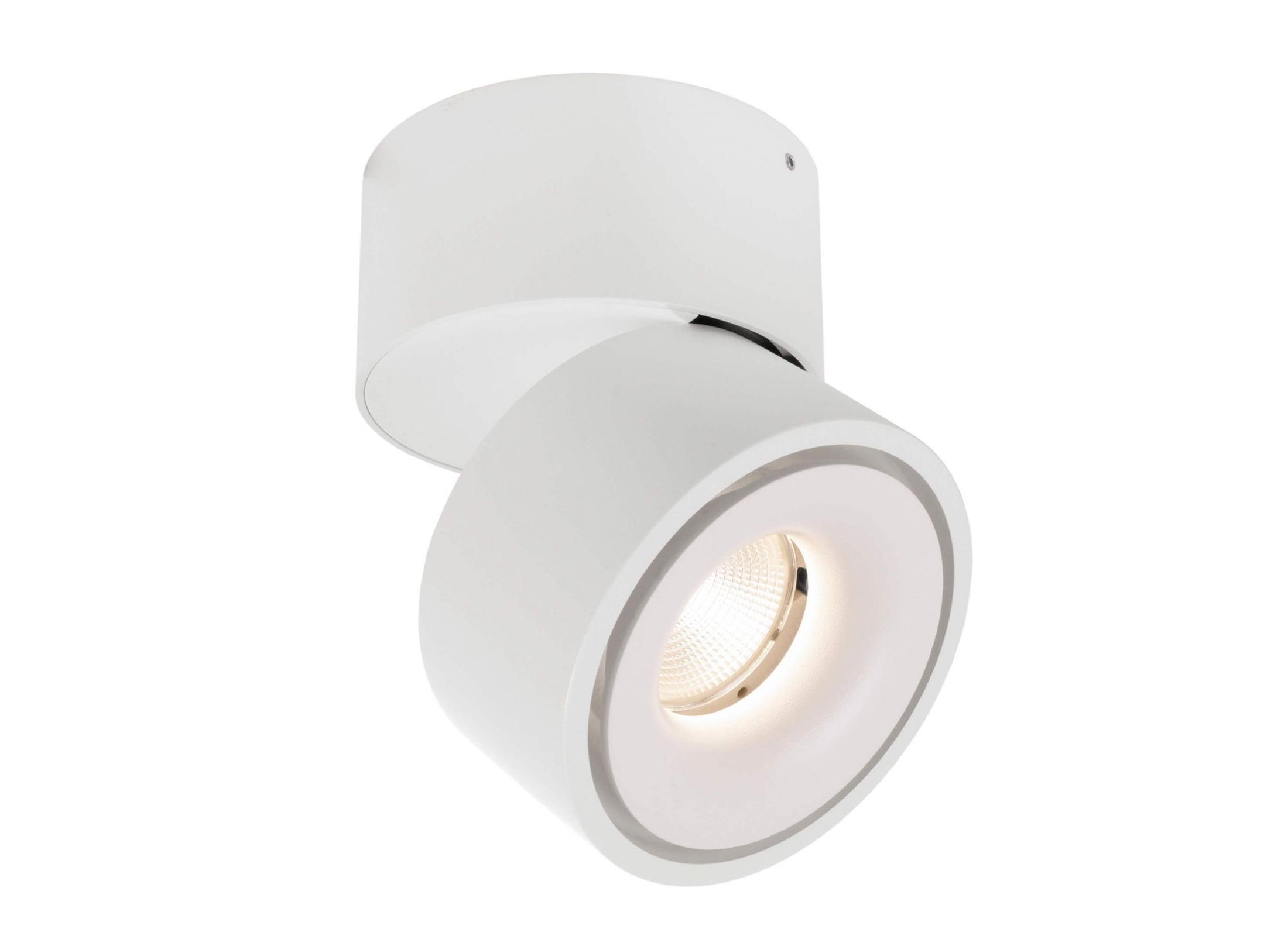 Deko Light Uni II LED Deckenaufbauleuchte, WW, 20K, 20x 20W LED, 20°,  20lm, inkl. Leuchtmittel