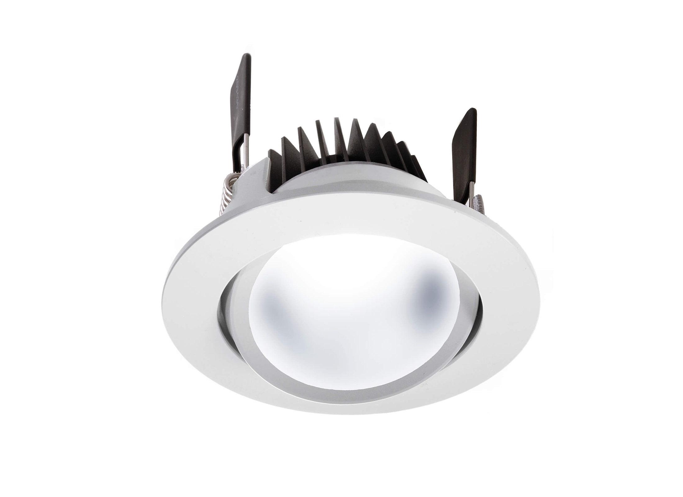 Deko Light COB 20 CCT LED Deckeneinbauleuchte, WW/CW, 20 20K, 20x 20W  LED, 20°, 20lm, OHNE NETZTEIL