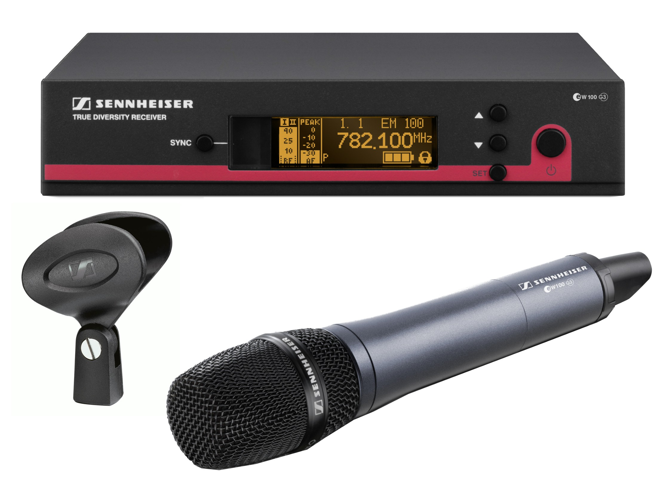 Sennheiser EW 165 G3 E Wireless System Online At Low Prices At Huss ...