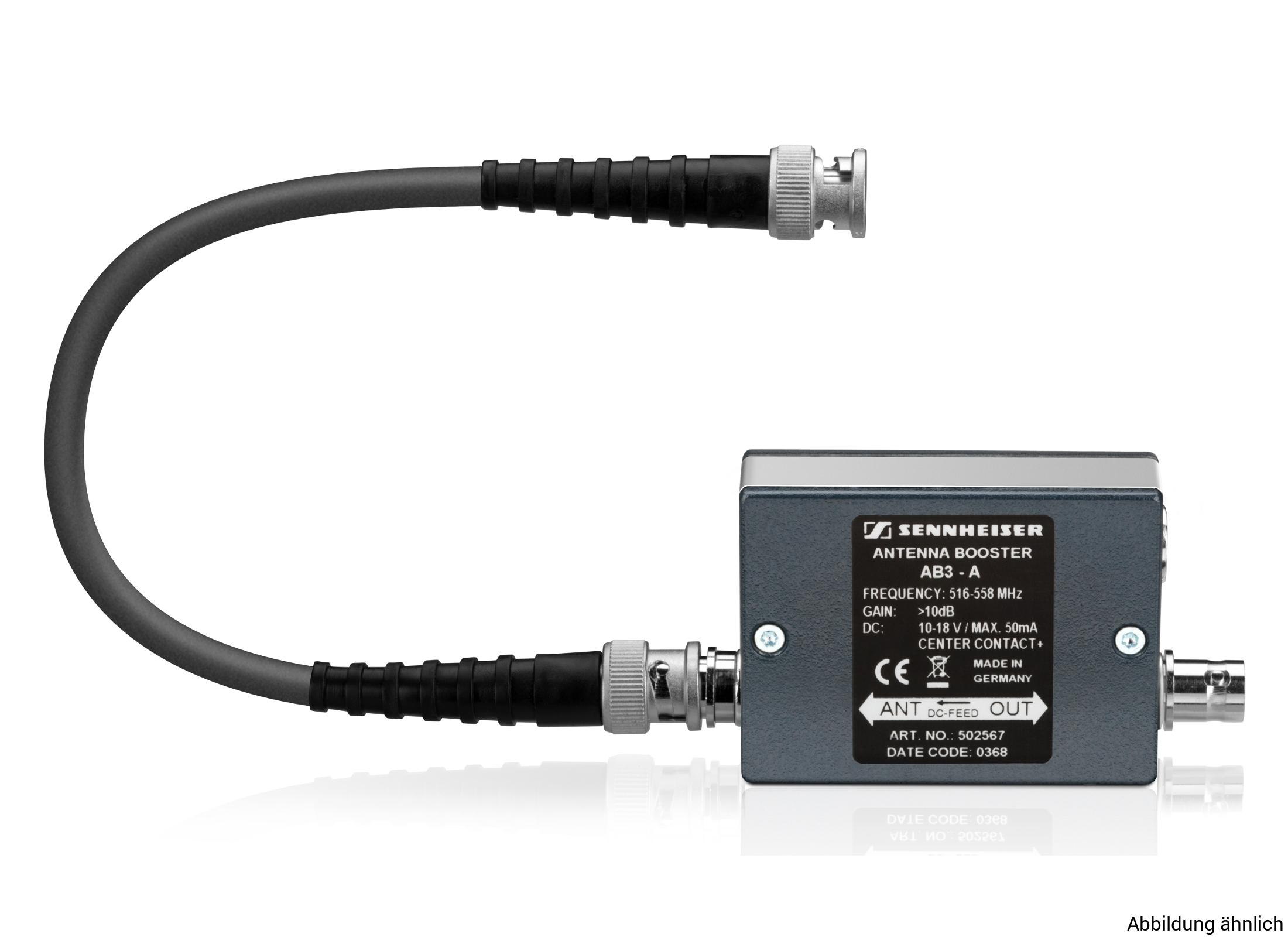 Sennheiser AB 3-E Antennenverstärker Booster günstig online kaufen ...