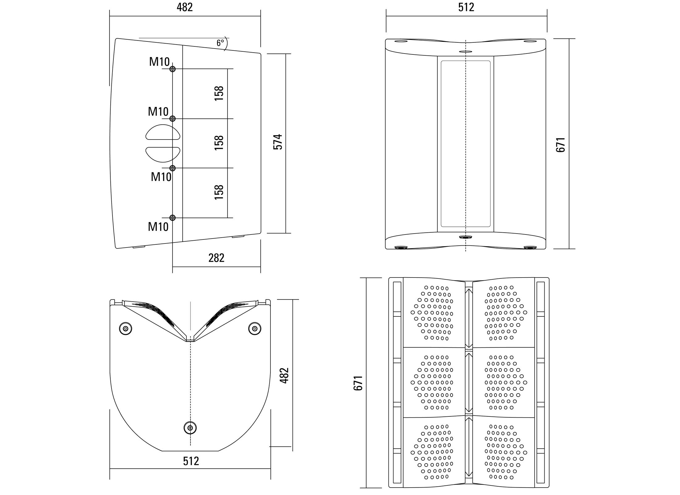 Seeburg Acoustic Line G3 Dp Active Array Top Unit Online At Low Speaker Wiring Diagram 4