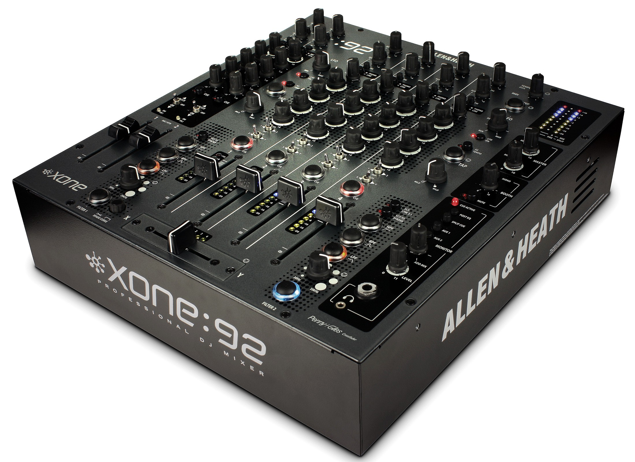 allen heath xone 92 dj mixer g nstig online kaufen bei huss licht ton. Black Bedroom Furniture Sets. Home Design Ideas