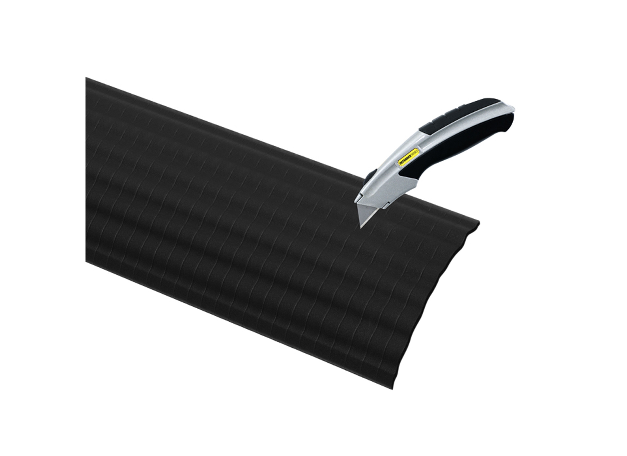 office cable protector. Defender Office Cable Protector, Black - 5 Protector