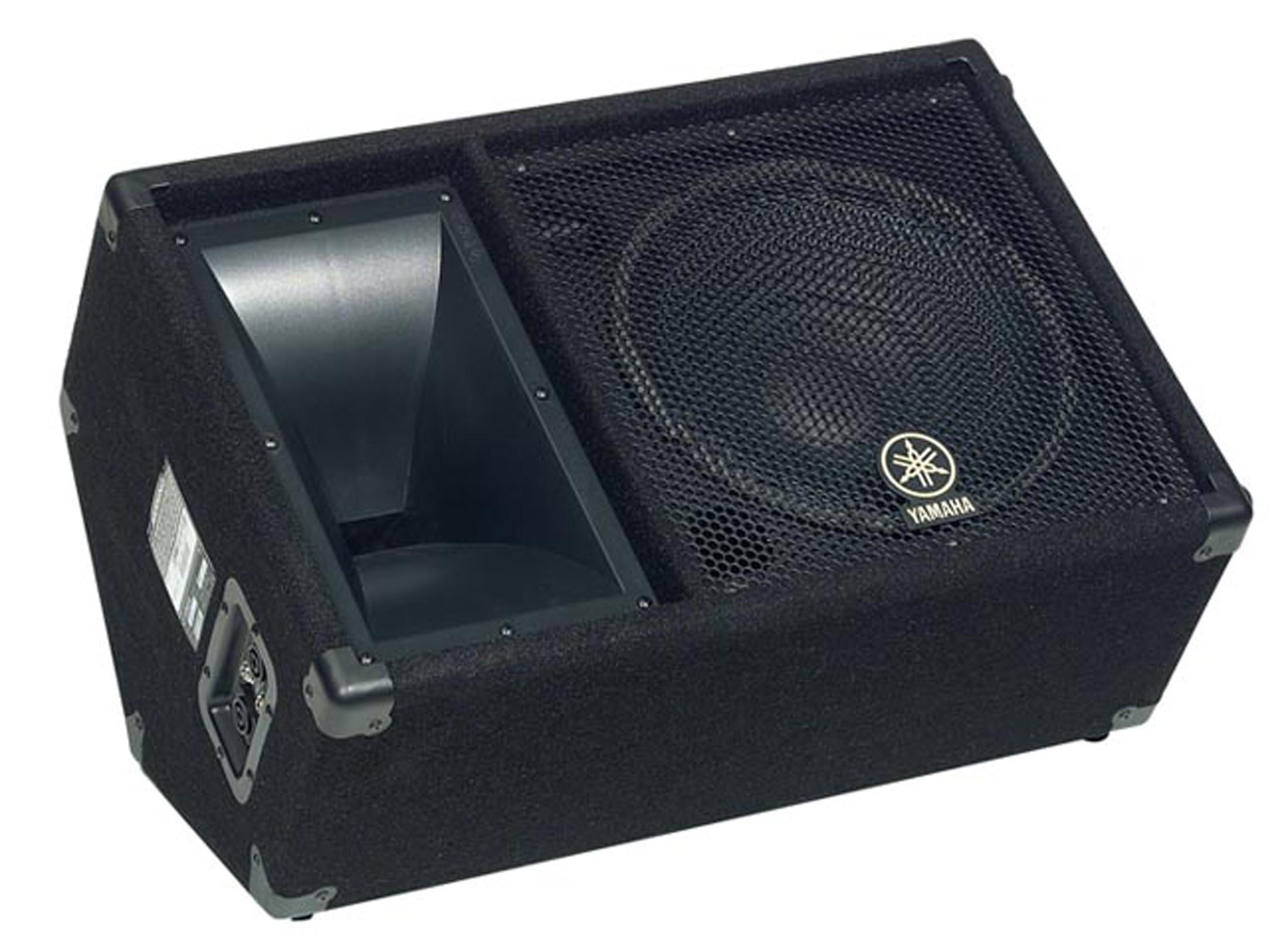 yamaha sm12v monitor speaker at huss light sound. Black Bedroom Furniture Sets. Home Design Ideas