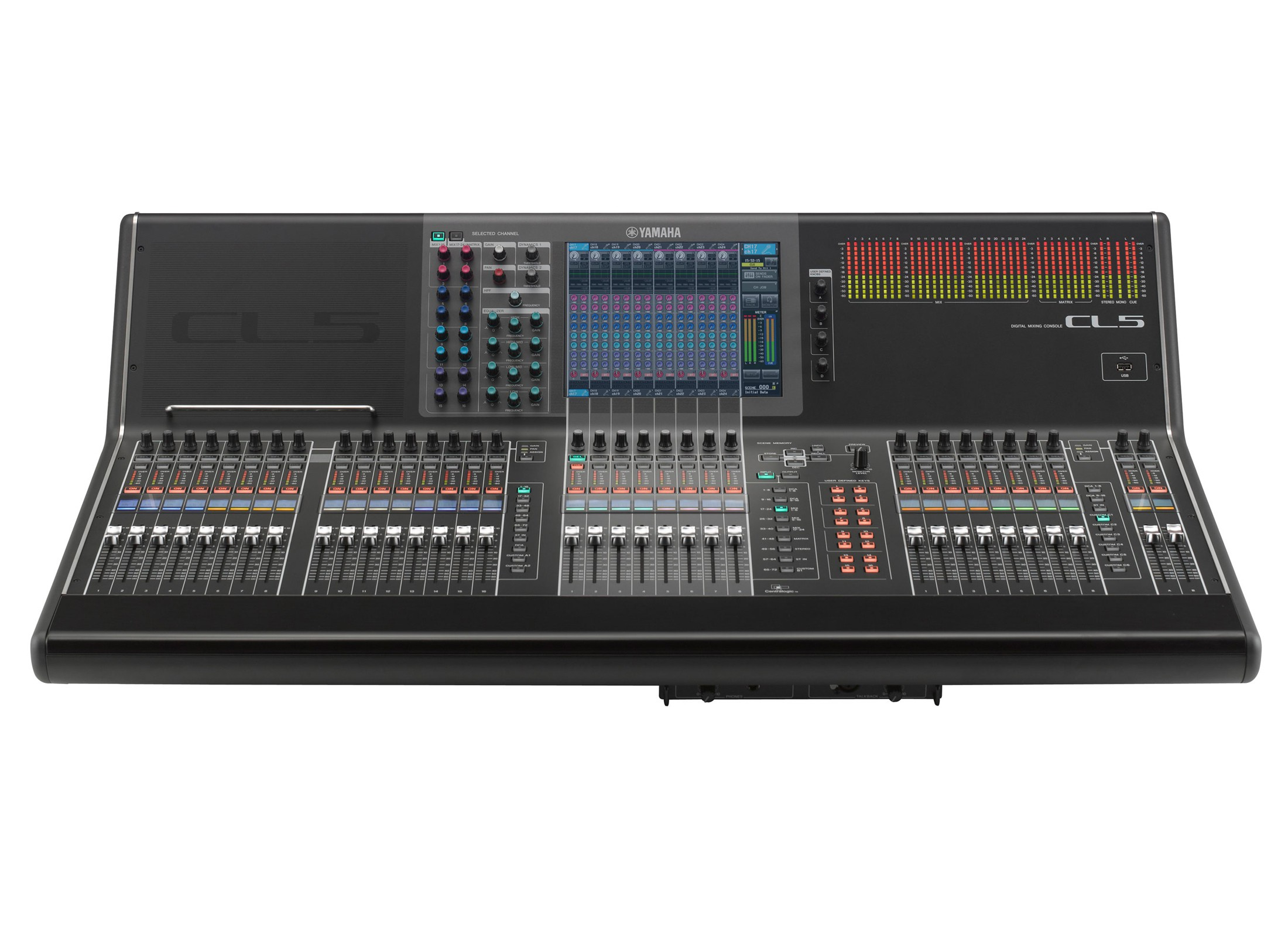 yamaha cl5 digital mixer online at low prices at huss light sound. Black Bedroom Furniture Sets. Home Design Ideas