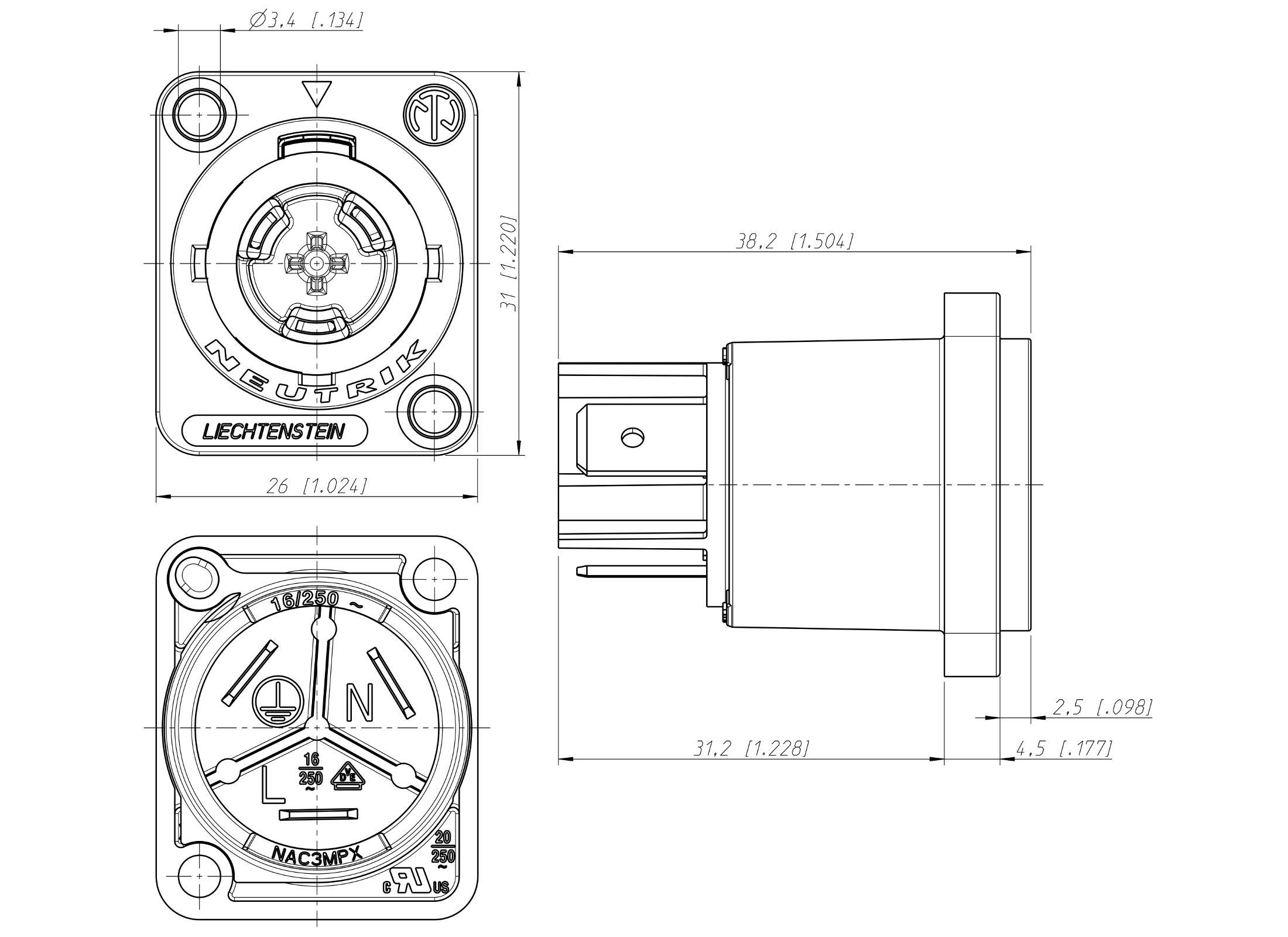 Sensational Powercon True1 Wiring Diagram Somurich Com Wiring Digital Resources Ntnesshebarightsorg