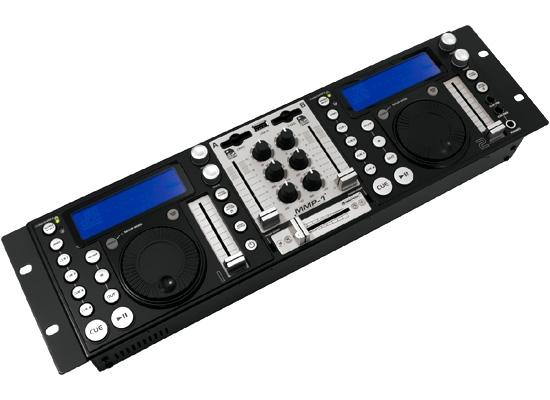 Case Blue Mmp : Omnitronic mmp 1 doppel sd usb mixer mp3 player bei huss licht & ton