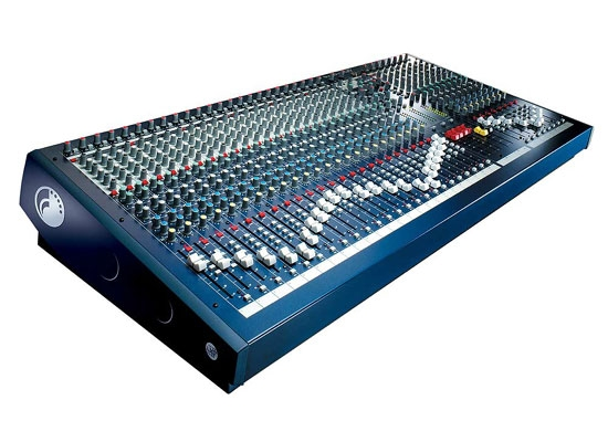 Soundcraft LX7 II 16 Mischpult
