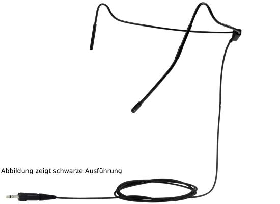 Sennheiser HS 2-3 EW Headset beige