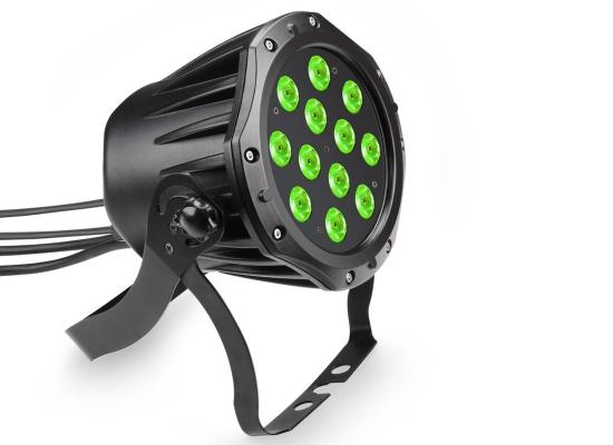 Cameo LED TRI 12 Outdoor PAR, schwarz