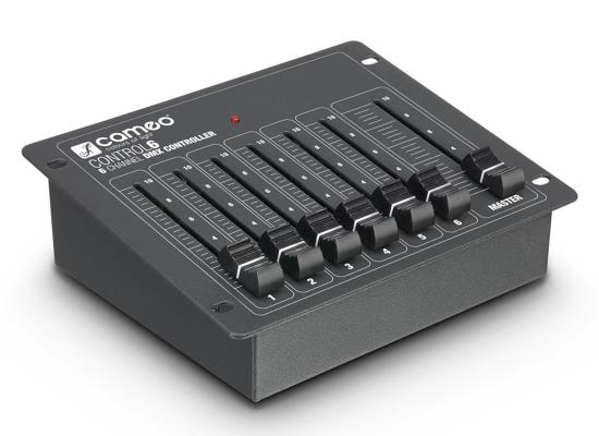 Cameo CONTROL 6 DMX LED Controller