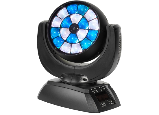 jb lighting sparx 7 led moving head wash g nstig online. Black Bedroom Furniture Sets. Home Design Ideas