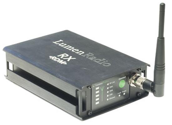 LumenRadio CRMX Nova RX RDM/DMX Wireless Empfänger