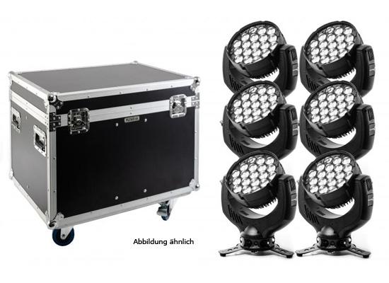 glp impression x4 tourpack 6 set g nstig online kaufen bei huss licht ton. Black Bedroom Furniture Sets. Home Design Ideas