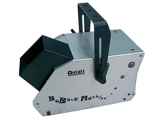 Antari B-100X Bubble Machine, 2 rotating Wheels, 25W, incl   Wireless-Receiver for BCR-1 NOT SUPPLIED
