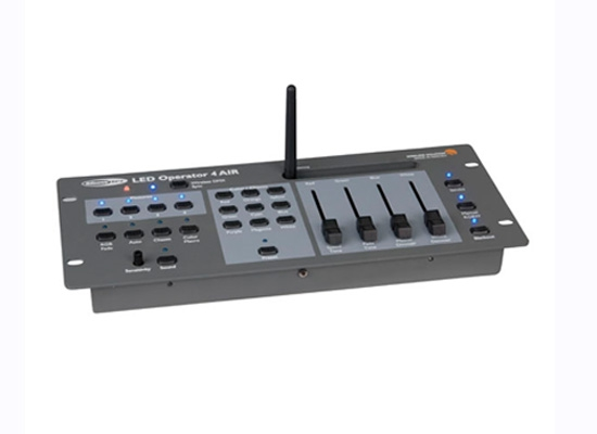 Showtec LED Operator 4 Air Akku LED-Controller