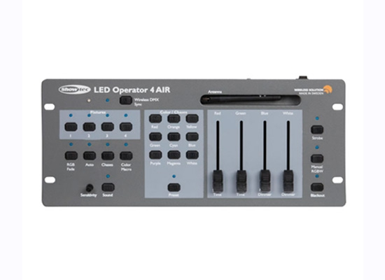 Showtec LED Operator 4 Air Accu LED-Controller Online At Low Prices ...