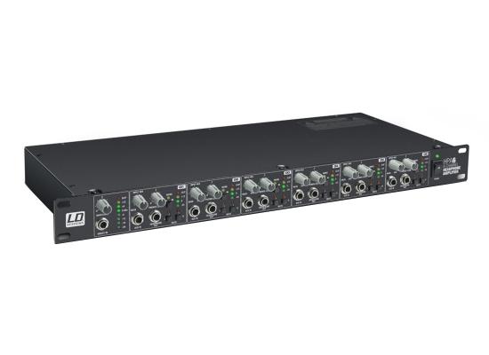 LD Systems HPA 6 Kopfhörerverstärker