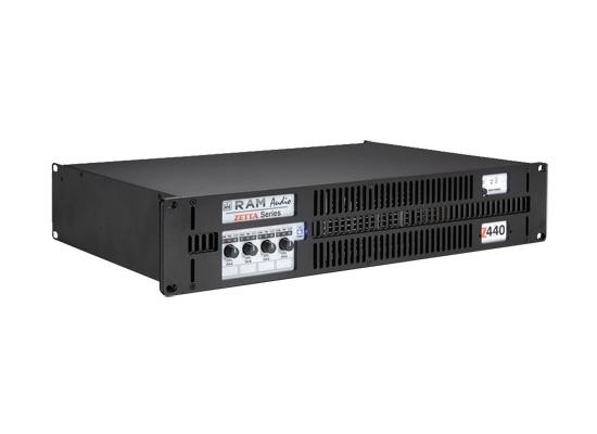 RAM Audio Z 440 Endstufe