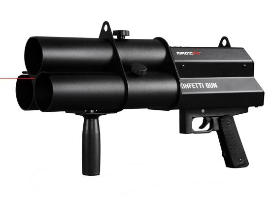 MagicFX 0370 CONFETTI GUN Konfettiwerfer